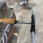 タップとダイスを駆使して錆びたネジを修理